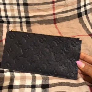 Louis Vuitton wallet from